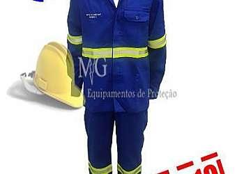 Uniforme nr10 eletricista risco 3